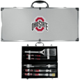 Ohio St. Buckeyes 8 pc Tailgater BBQ Set