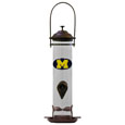 Michigan Wolverines Thistle Bird Feeder