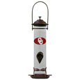 Oklahoma Sooners Thistle Bird Feeder