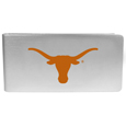 Texas Longhorns Logo Money Clip