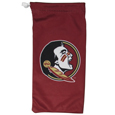 Florida St. Seminoles microfiber glasses bag   - Our officially licensed soft microfiber glasses bag  with the Florida St. Seminoles logo on one side and the Florida State Seminoles name on the other. The microfiber bag protects your glasses from scratches and can be used as a cleaning cloth. Thank you for shopping with CrazedOutSports.com