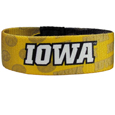 Iowa Hawkeyes Stretch Bracelets - Instantly become a team VIP with these colorful Iowa Hawkeyes wrist bands! This Iowa Hawkeyes Stretch Bracelet is not your average, cheap stretch bands the stretch fabric and dye sublimation allows the crisp graphics and logo designs to really pop. A must have for any Iowa Hawkeyes fan!