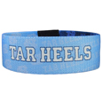 N. Carolina Tar Heels Stretch Bracelets - Instantly become a team VIP with these colorful wrist bands! These are not your average, cheap stretch bands the stretch fabric and dye sublimation allows the crisp graphics and logo designs to really pop. A must have for any N. Carolina Tar Heels fan!