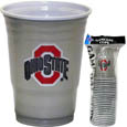 Ohio St. Buckeyes Plastic Game Day Cups