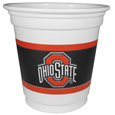 Ohio St. Buckeyes 18 Game Day Mini Cups