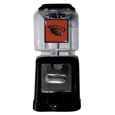 Oregon St. Beavers Black Gumball/Candy Machine - Craving something sweet? Then just reach for your very own Oregon St. Beavers gumball machine! This fun gumball machine accepts nickels, dimes or quarters and can be set for free dispensing. The glass globe is 4 inches wide and tall and can be used for any gumballs or candy that is less than 1/2 inch. The cast metal base is sturdy and features a chrome metal coin receptacle and turn handle. The classic novelty item is perfect for your desk at work, dorm room or game room.