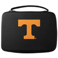 Tennessee Volunteers GoPro Carrying Case - Our Tennessee Volunteers carrying case for GoPro cameras is the perfect balance of style and functionality. This protective case is water resistant, with a water resistant zipper system making it a great way to protect your Go Pro on the go! The case has a durable insert that fits the GoPro 1,2,3,3+ and 4 plus housing, housing backdoors, SD memory card, battery, power plug, remote control, battery pack and LCD. The case has an additional mesh storage pocket for cables and additional accessories. The classic black case features a large printed team logo. Thank you for shopping with CrazedOutSports.com