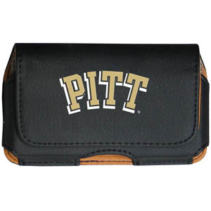 Pittsburgh Cell Pouch - Keep you personal electronics safe with this horizontal protective case with belt clip and easy flip front. Fits a variety of personal electronics like blackberries, Nano classics, and iTouch. Thank you for shopping with CrazedOutSports.com