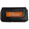 Tennessee Volunteers Smart Phone Pouch - Our smart phone pouch fits most phone styles and features a magnetic flip cover for easy access. The pouch has a clip with swivel head to easily attach the pouch to belts, backpacks or purses. Thank you for shopping with CrazedOutSports.com