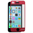 Nebraska Cornhuskers iPhone 5/5S Screen Protector - Whether your phone is in your pocket, purse or on a table it is at risk to be scratched. You may have a case on to protect your smartphone from those devastating drops, but do you have anything protecting the screen? What good is your phone if you can't read the screen? A scratch, fingerprint or glare can make it challenging to read your phone screen, so why not show your team pride while protecting your phone screen with Siskiyou's brand new iPhone 5/5S Nebraska Cornhuskers screen protectors. These screen protectors come in a 2-pack and will not inhibit touchscreen functionality, yet they will add that extra spirit and protection to your smartphone. Siskiyou's spirit screen protectors allow for repositioning of the protector in case you need a second shot at placing it in just the right spot. Thank you for shopping with CrazedOutSports.com