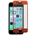 Miami Hurricanes iPhone 5/5S Screen Protectors - Whether your phone is in your pocket, purse or on a table it is at risk to be scratched. You may have a case on to protect your smartphone from those devastating drops, but do you have anything protecting the screen? What good is your phone if you can't read the screen? A scratch, fingerprint or glare can make it challenging to read your phone screen, so why not show your team pride while protecting your phone screen with these iPhone 5/5S Miami Hurricanes screen protectors. These screen protectors come in a 2-pack and will not inhibit touchscreen functionality, yet they will add that extra spirit and protection to your smartphone. Siskiyou's spirit screen protectors allow for repositioning of the protector in case you need a second shot at placing it in just the right spot. Thank you for shopping with CrazedOutSports.com