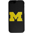 Michigan Wolverines iPhone 6 Everything Case - This case really does have everything but the kitchen sink! The hidden compartment lets you keep your cards, money and tickets to the big game safe and secure and has a compact mirror so you can make sure your game face is ready to go. It also comes with a kickstand to make chatting and watching videos a breeze. The wrist strap allows you to travel with ease with your everything case. If that's not enough, it also comes with the Michigan Wolverines logo printed in expert detail on the front.