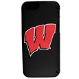Wisconsin Badgers iPhone 6 Everything Case - This case really does have everything but the kitchen sink! The hidden compartment lets you keep your cards, money and tickets to the big game safe and secure and has a compact mirror so you can make sure your game face is ready to go. It also comes with a kickstand to make chatting and watching videos a breeze. The wrist strap allows you to travel with ease with your everything case. If that's not enough, it also comes with the Wisconsin Badgers logo printed in expert detail on the front.
