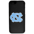 N. Carolina Tar Heels iPhone 6 Everything Case - This case really does have everything but the kitchen sink! The hidden compartment lets you keep your cards, money and tickets to the big game safe and secure and has a compact mirror so you can make sure your game face is ready to go. It also comes with a kickstand to make chatting and watching videos a breeze. The wrist strap allows you to travel with ease with your everything case. If that's not enough, it also comes with the N. Carolina Tar Heels logo printed in expert detail on the front.