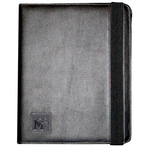 Memphis Tigers iPad 1 and iPad 2 Case - Memphis Tigers iPad 1 and iPad 2 Case is the perfect iPad accessory. The black Memphis Tigers iPad 1 and iPad 2 Case hold the iPad 1 and the iPad 2 with Smart Cover and features a cast and enameled school emblem. Thank you for shopping with CrazedOutSports.com