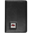 Arkansas Razorbacks iPad Air Folio Case - This attractive Arkansas Razorbacks iPad Air folio case provides all over protection for your tablet while allowing easy flip access. The Arkansas Razorbacks iPad Air Folio Case cover is designed to allow you to fully utilize your tablet without ever removing it from the padded, protective cover. The enameled team emblem makes this case a great way to show off your team pride! Thank you for shopping with CrazedOutSports.com