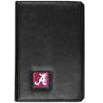 Alabama Crimson Tide iPad Air Folio Case - This attractive Alabama Crimson Tide iPad Air folio case provides all over protection for your tablet while allowing easy flip access. The cover is designed to allow you to fully utilize your tablet without ever removing it from the padded, protective cover. The enameled team emblem makes this case a great way to show off your team pride! Thank you for shopping with CrazedOutSports.com