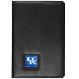 Kentucky Wildcats iPad Air Folio Case - This attractive Kentucky Wildcats iPad Air folio case provides all over protection for your tablet while allowing easy flip access. The cover is designed to allow you to fully utilize your tablet without ever removing it from the padded, protective cover. The enameled team emblem makes this case a great way to show off your team pride! Thank you for shopping with CrazedOutSports.com