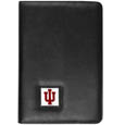 Indiana Hoosiers iPad Air Folio Case - This attractive Indiana Hoosiers iPad Air folio case provides all over protection for your tablet while allowing easy flip access. The cover is designed to allow you to fully utilize your tablet without ever removing it from the padded, protective cover. The enameled team emblem makes this case a great way to show off your team pride! Thank you for shopping with CrazedOutSports.com