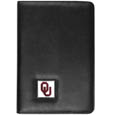 Oklahoma Sooners iPad Air Folio Case - This attractive Oklahoma Sooners iPad Air folio case provides all over protection for your tablet while allowing easy flip access. The cover is designed to allow you to fully utilize your tablet without ever removing it from the padded, protective cover. The enameled team emblem makes this case a great way to show off your team pride! Thank you for shopping with CrazedOutSports.com