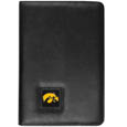 Iowa Hawkeyes iPad Air Folio Case - This attractive Iowa Hawkeyes iPad Air folio case provides all over protection for your tablet while allowing easy flip access. The cover is designed to allow you to fully utilize your tablet without ever removing it from the padded, protective cover. The enameled team emblem makes this Iowa Hawkeyes iPad Air Folio Case a great way to show off your team pride! Thank you for shopping with CrazedOutSports.com