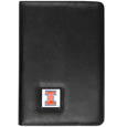 Illinois Fighting Illini iPad Air Folio Case - This attractive Illinois Fighting Illini iPad Air folio case provides all over protection for your tablet while allowing easy flip access. The cover is designed to allow you to fully utilize your tablet without ever removing it from the padded, protective cover. The enameled team emblem makes this case a great way to show off your team pride! Thank you for shopping with CrazedOutSports.com