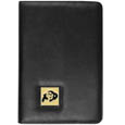 Colorado Buffaloes iPad Air Folio Case - This attractive Colorado Buffaloes iPad Air folio case provides all over protection for your tablet while allowing easy flip access. The cover is designed to allow you to fully utilize your tablet without ever removing it from the padded, protective cover. The enameled team emblem makes this case a great way to show off your Colorado Buffaloes pride! Thank you for shopping with CrazedOutSports.com