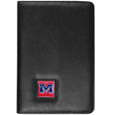 Mississippi Rebels iPad Air Folio Case - This attractive Mississippi Rebels iPad Air folio case provides all over protection for your tablet while allowing easy flip access. The cover is designed to allow you to fully utilize your tablet without ever removing it from the padded, protective cover. The enameled team emblem makes this case a great way to show off your team pride! Thank you for shopping with CrazedOutSports.com