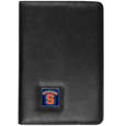 Syracuse Orange iPad Air Folio Case - This attractive Syracuse Orange iPad Air folio case provides all over protection for your tablet while allowing easy flip access. The cover is designed to allow you to fully utilize your tablet without ever removing it from the padded, protective cover. The enameled team emblem makes this case a great way to show off your team pride! Thank you for shopping with CrazedOutSports.com