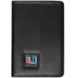 Miami Hurricanes iPad Air Folio Case - This attractive Miami Hurricanes iPad Air folio case provides all over protection for your tablet while allowing easy flip access. The cover is designed to allow you to fully utilize your tablet without ever removing it from the padded, protective cover. The enameled team emblem makes this case a great way to show off your team pride! Thank you for shopping with CrazedOutSports.com