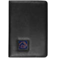 Boise St. Broncos iPad Air Folio Case - This attractive Boise St. Broncos iPad Air folio case provides all over protection for your tablet while allowing easy flip access. The cover is designed to allow you to fully utilize your tablet without ever removing it from the padded, protective cover. The enameled team emblem makes this case a great way to show off your team pride! Thank you for shopping with CrazedOutSports.com