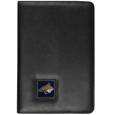 Montana St. Bobcats iPad Air Folio Case - This attractive Montana St. Bobcats iPad Air folio case provides all over protection for your tablet while allowing easy flip access. The cover is designed to allow you to fully utilize your tablet without ever removing it from the padded, protective cover. The enameled team emblem makes this case a great way to show off your team pride! Thank you for shopping with CrazedOutSports.com