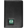 Colorado St. Rams iPad Air Folio Case - This attractive Colorado St. Rams iPad Air folio case provides all over protection for your tablet while allowing easy flip access. The cover is designed to allow you to fully utilize your tablet without ever removing it from the padded, protective cover. The enameled team emblem makes this case a great way to show off your team pride! Thank you for shopping with CrazedOutSports.com