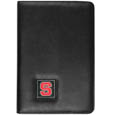 N. Carolina St. Wolfpack iPad Air Folio Case - This attractive N. Carolina St. Wolfpack iPad Air folio case provides all over protection for your tablet while allowing easy flip access. The cover is designed to allow you to fully utilize your tablet without ever removing it from the padded, protective cover. The enameled team emblem makes this case a great way to show off your team pride! Thank you for shopping with CrazedOutSports.com