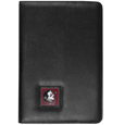 Florida St. Seminoles iPad Air Folio Case - This attractive Florida St. Seminoles iPad Air folio case provides all over protection for your tablet while allowing easy flip access. The cover is designed to allow you to fully utilize your tablet without ever removing it from the padded, protective cover. The enameled team emblem makes this case a great way to show off your Florida State Seminoles pride! Thank you for shopping with CrazedOutSports.com