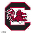 "S. Carolina Gamecocks 8"" Logo Magnet - Make sure everyone knows your are a fan with our big 8"" logo magnets. These officially licensed magnets stick to any magnetic metal and our outdoor rated! Perfect for game day and everyday! Thank you for shopping with CrazedOutSports.com"