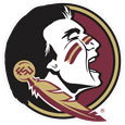 "Florida St. Seminoles 8"" Logo Magnet - Make sure everyone knows your are a Florida State Seminoles fan with our big 8"" logo magnets. These officially licensed magnets stick to any magnetic metal and our outdoor rated! Perfect for game day and everyday! Thank you for shopping with CrazedOutSports.com"