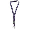 TCU Horned Frogs Lanyard - Our TCU Horned Frogs lanyards are a great way to show off your school pride and keep track of your keys, ID's, badges and much more. The lanyards are made of a comfortable nylon with screen printed school logos. They feature safety closures that disconnect if the lanyard becomes caught on something. Thank you for shopping with CrazedOutSports.com