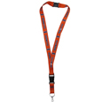 Illinois Fighting Illini Lanyard - This Illinois Fighting Illini lanyard is a great way to show off your school pride and keep track of your keys, ID's, badges and much more. The Illinois Fighting Illini lanyards are made of a comfortable nylon with screen printed school logos. They feature safety closures that disconnect if the lanyard becomes caught on something. Thank you for shopping with CrazedOutSports.com