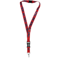 Mississippi Rebels Lanyard - Our Mississippi Rebels lanyards are a great way to show off your school pride and keep track of your keys, ID's, badges and much more. The lanyards are made of a comfortable nylon with screen printed school logos. They feature safety closures that disconnect if the lanyard becomes caught on something. Thank you for shopping with CrazedOutSports.com