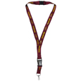 Arizona St. Sun Devils Lanyard - Our Arizona St. Sun Devils lanyards are a great way to show off your school pride and keep track of your keys, ID's, badges and much more. The lanyards are made of a comfortable nylon with screen printed school logos. They feature safety closures that disconnect if the lanyard becomes caught on something. Thank you for shopping with CrazedOutSports.com