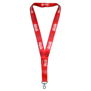 N. Carolina St. Wolfpack Lanyard - Our collegiate lanyards are a great way to show off your school pride and keep track of your keys, ID's, badges and much more. The lanyards are made of a comfortable nylon with screen printed school logos. They feature safety closures that disconnect if the lanyard becomes caught on something.  Thank you for shopping with CrazedOutSports.com