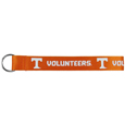 Tennessee Volunteers  Lanyard Key Chain - Our wrist strap lanyard key chain is made of durable and comfortable woven material and is a not only a great key chain but an easy way to keep track of your keys. The bright Tennessee Volunteers graffics makes this key chain easy to find in gym bags, purses and in the dreaded couch cushions.