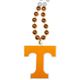 Tennessee Volunteers Mardi Gras Bead Necklaces - Have a little fun on game day with our 36 inch Mardi Gras bead necklaces with extra large team logos.