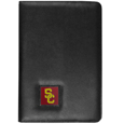 USC Trojans iPad Mini Case - The perfect iPad mini accessory. The iPad mini slides easily into the inner sleeve that allows complete accessibility to all of the devices features and is the protected by the attractive out cover that can be secured closed or open while working with a simple stretch band. The great case features a cast and enameled college emblem. Thank you for shopping with CrazedOutSports.com