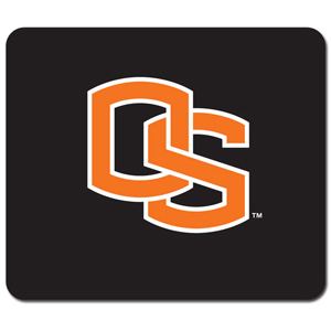 "Oregon St. Mouse Pad - Our quality collegiate mouse pad features a silk screened Kentucky Wildcats logo. 8"" x 7"" Thank you for shopping with CrazedOutSports.com"
