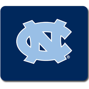 "N. Carolina Tar Heels Mouse Pad - Our quality collegiate mouse pad features a silk screened school logo. 8"" x 7"" Thank you for shopping with CrazedOutSports.com"