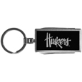 Nebraska Cornhuskers Multi-tool Key Chain, Black