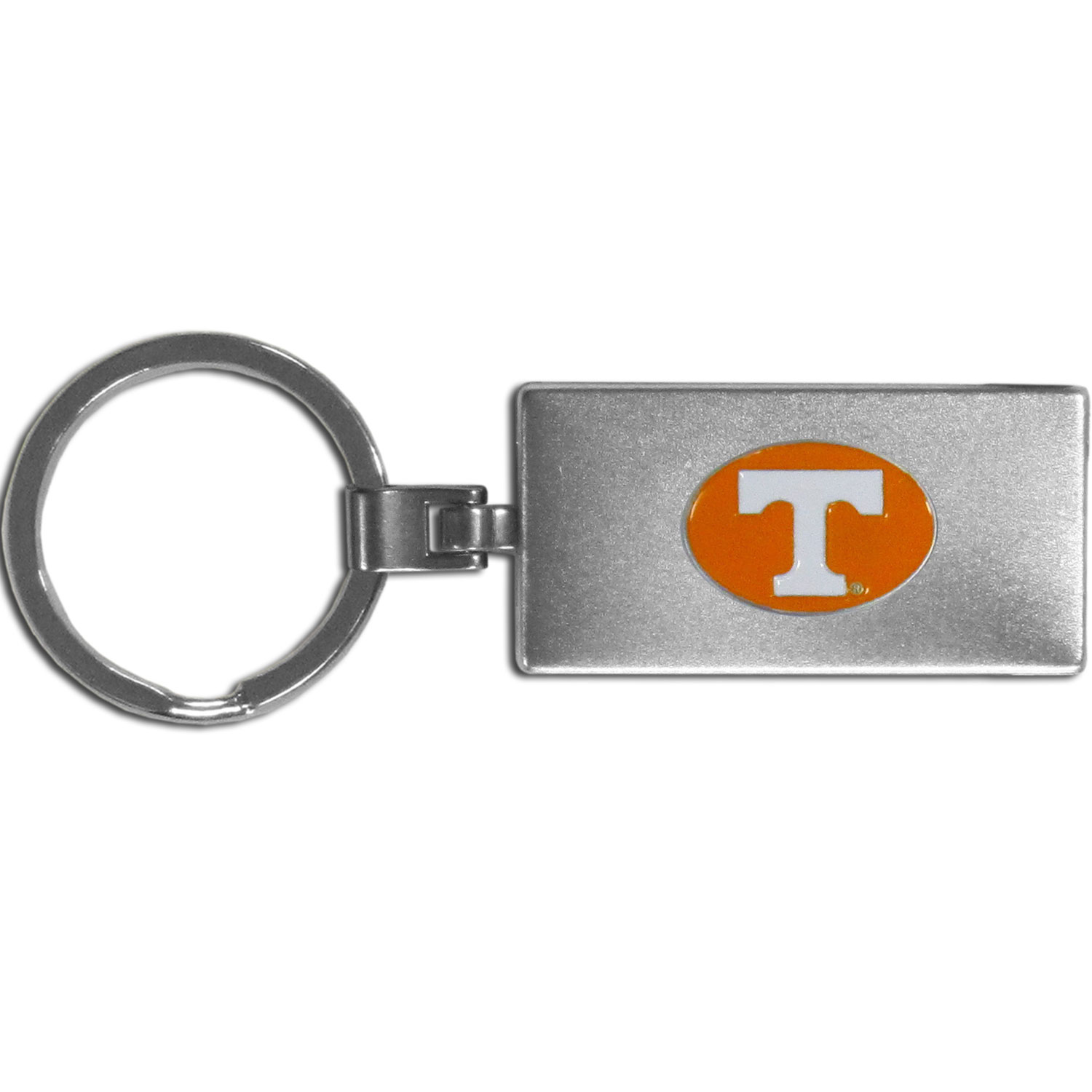 Tennessee Volunteers Multi-tool Key Chain - Be the hero at the tailgate, camping, or on a Friday night with your Tennessee Volunteers Multi-Tool Keychain which comes complete with bottle opener, scissors, knife, nail file and screw driver. Be it opening a package or a beverage Siskiyou's Multi-Tool Keychain goes wherever your keys do. The keychain hangs at 4 inches long when closed.