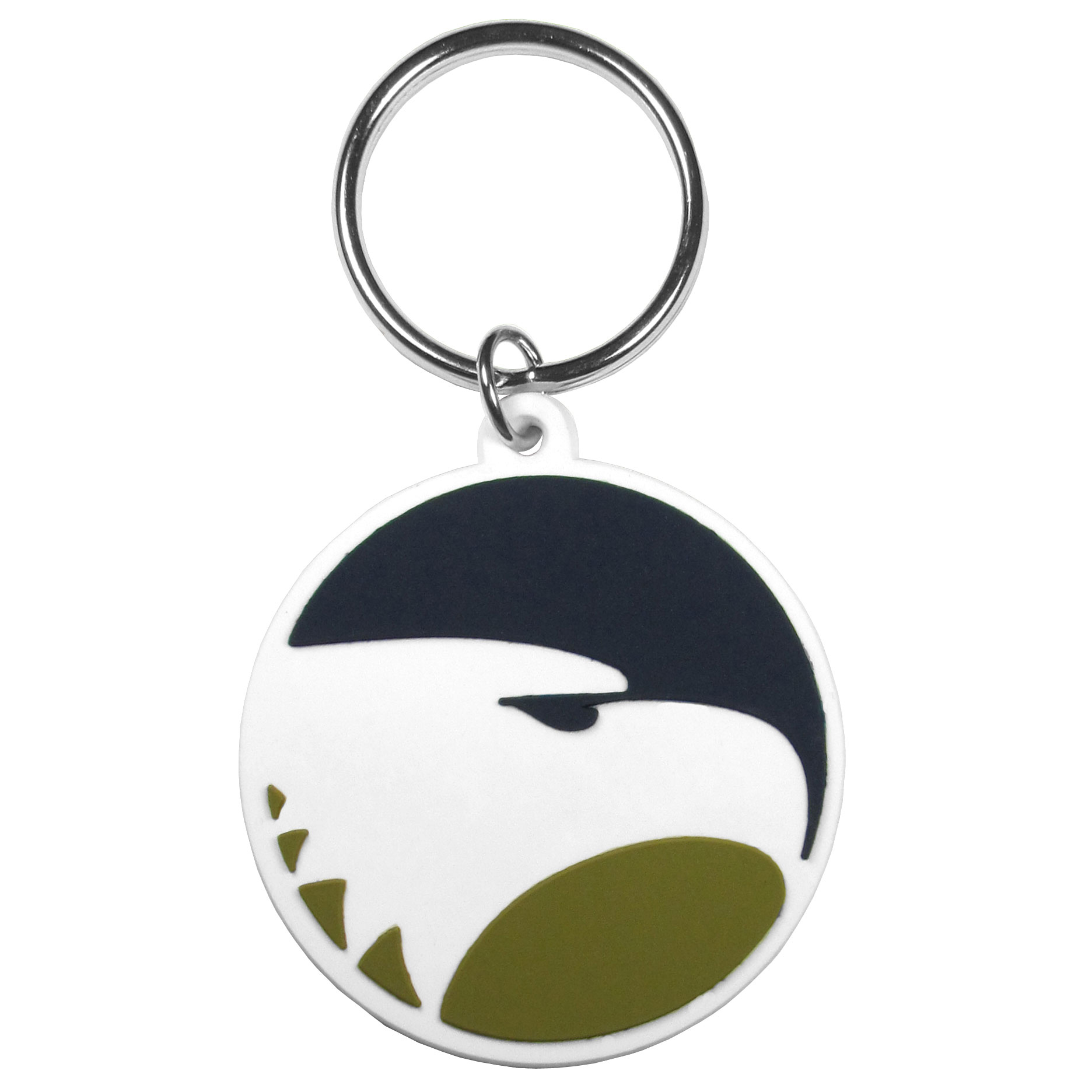 Georgia Southern Eagles Flex Key Chain - Our fun, flexible Georgia Southern Eagles key chains are made of a rubbery material that is layered to create a bright, textured logo.